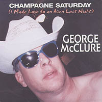 George McClure | Champagne Saturday (Alien Love)