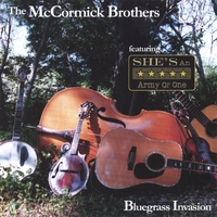 The McCormick Brothers: Bluegrass Invasion