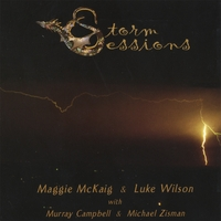 Maggie McKaig and Luke Wilson | Storm Sessions