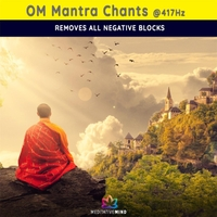 Meditative Mind | Om Mantra Chants @ 417hz - Removes All Negative