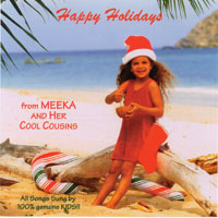 Meeka and Her Cool Cousins | Happy Holidays