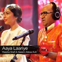 Meesha Shafi Naeem Abbas Rufi Aaya Laariye Coke Studio
