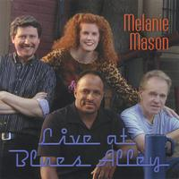 Melanie Mason | Live at Blues Alley