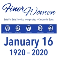 Zeta Phi Beta Sorority, Inc. | Finer Women: 1920-2020