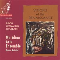 Meridian Arts Ensemble | Visions of the Renaissaince