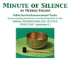 Merrill Collins: Minute of Silence