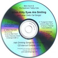 Marc Gunn & The Dubliners' Tabby Cats | When Kitty Eyes Are Smiling and Other Celtic Cat Songs