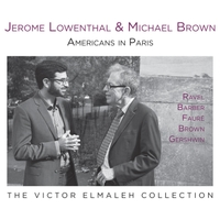Jerome Lowenthal & Michael Brown | Americans in Paris
