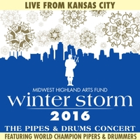 Various Artists | Midwest Highland Arts Fund: Winter Storm 2016
