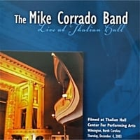 Mike Corrado Band | Live At Thalian Hall