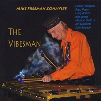 Mike Freeman ZonaVibe | The Vibesman