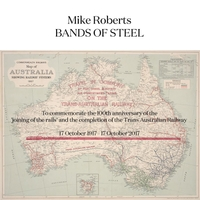 Mike Roberts | Bands of Steel