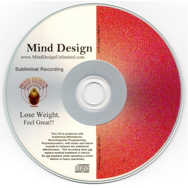 Mind Design Unlimited | Weight Loss - Subliminal Audio