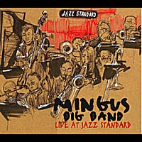 Mingus Big Band | Mingus Big Band Live at Jazz Standard