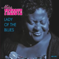 Miss Freddye | Lady of the Blues
