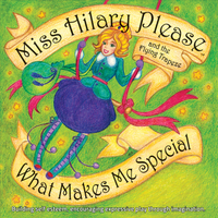 Miss Hilary Please and the Flying Trapeze | What Makes Me Special