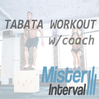 Mister Interval | Tabata Workout W / Coach | CD Baby Music Store
