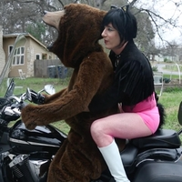 Mistress Stephanie and Her Melodic Cat | Bearfoot