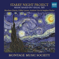 Montage Music Society | Starry Night Project, Music Based On Visual Art