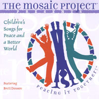The Mosaic Project, featuring Brett Dennen | Children's Songs for Peace and a Better World