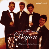 Moskauer Bajanvirtuosen The Best Of Bajan