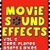 MOVIE SOUND EFFECTS: Vol. 5 Cars, Planes, Boats & Bikes