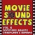 MOVIE SOUND EFFECTS: Vol. 6 Monsters, Beasts, Creatures and Demons