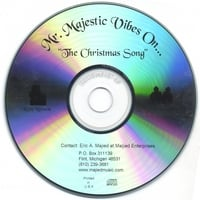 MR. MAJESTIC Vibes on... | The Christmas Song