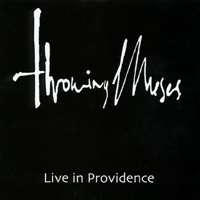 Capa do álbum Live in Providence