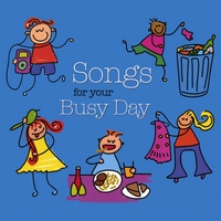 Music by Mommies : Songs for your Busy Day