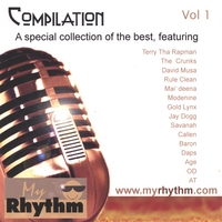 MyRhythm | Compilation Volume 1