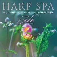 Julia Cunningham | Harp Spa: Music for Meditation, Wellness