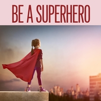 Rockin' Red | Be a Superhero