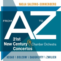 Nadja Salerno-Sonnenberg & New Century Chamber Orchestra | From A To Z