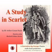 Narration by George | A Study in Scarlet