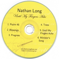 Nathan Long | Until My Fingers Ache