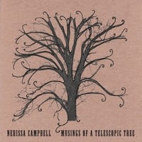 Album Musings of a Telescopic Tree by Nerissa Campbell