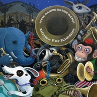New Basics Brass Band | Ditties for Kiddies