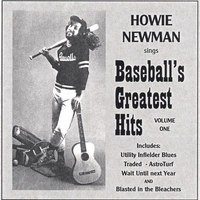 Howie Newman | Baseball's Greatest Hits, Volume 1