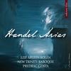 New Trinity Baroque, dir. Predrag Gosta & Leif Aruhn-Solén: Handel Arias