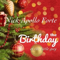 Nick Apollo Forte | The Birthday of the Little Guy