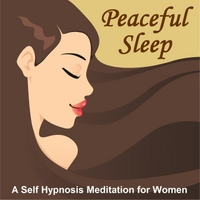 Nicola Haslett & Samantha Redgrave-Hogg | Peaceful Sleep for Women: A Self Hypnosis Meditation