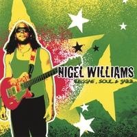 Nigel Williams   Reggae Soul Jazz   CD Baby Music Store