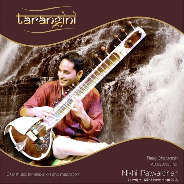 Nikhil Patwardhan | Tarangini | CD Baby Music Store