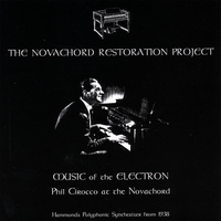 The Novachord Restoration Project | Music of the Electron