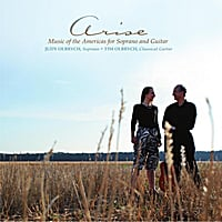 Judy Olbrych, Tim Olbrych | Arise:  Music of the Americas for Soprano and Guitar