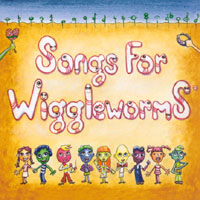 Album cover for Songs for Wiggleworms