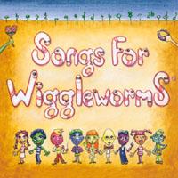 Skivomslag för Songs for Wiggleworms
