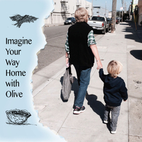 Olive Hackett-Shaughnessy | Imagine Your Way Home with Olive