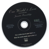 "One World 1 Love ""Featuring"" Guylaine 